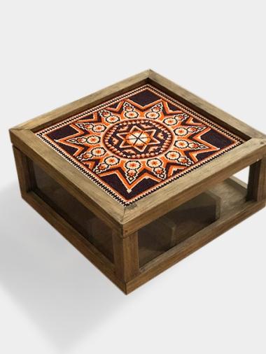 Caja de Té Gde - $3,050